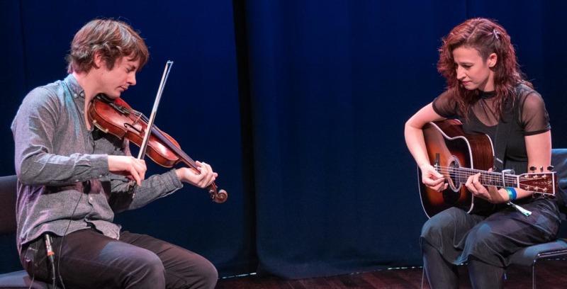 Ryan Young & Jenn Butterworth