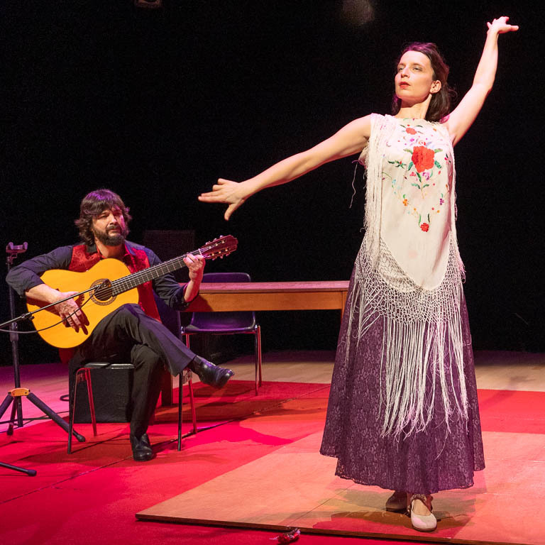 flamenco Cie Les Herbes folles
