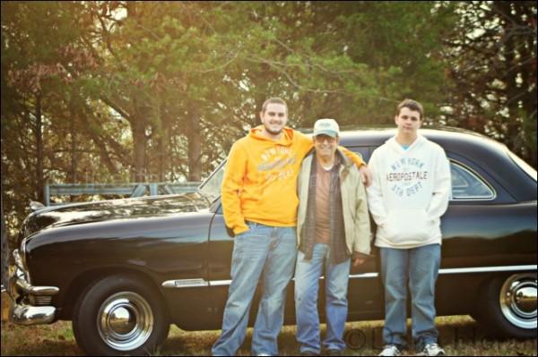 Grandaddy's Old Car