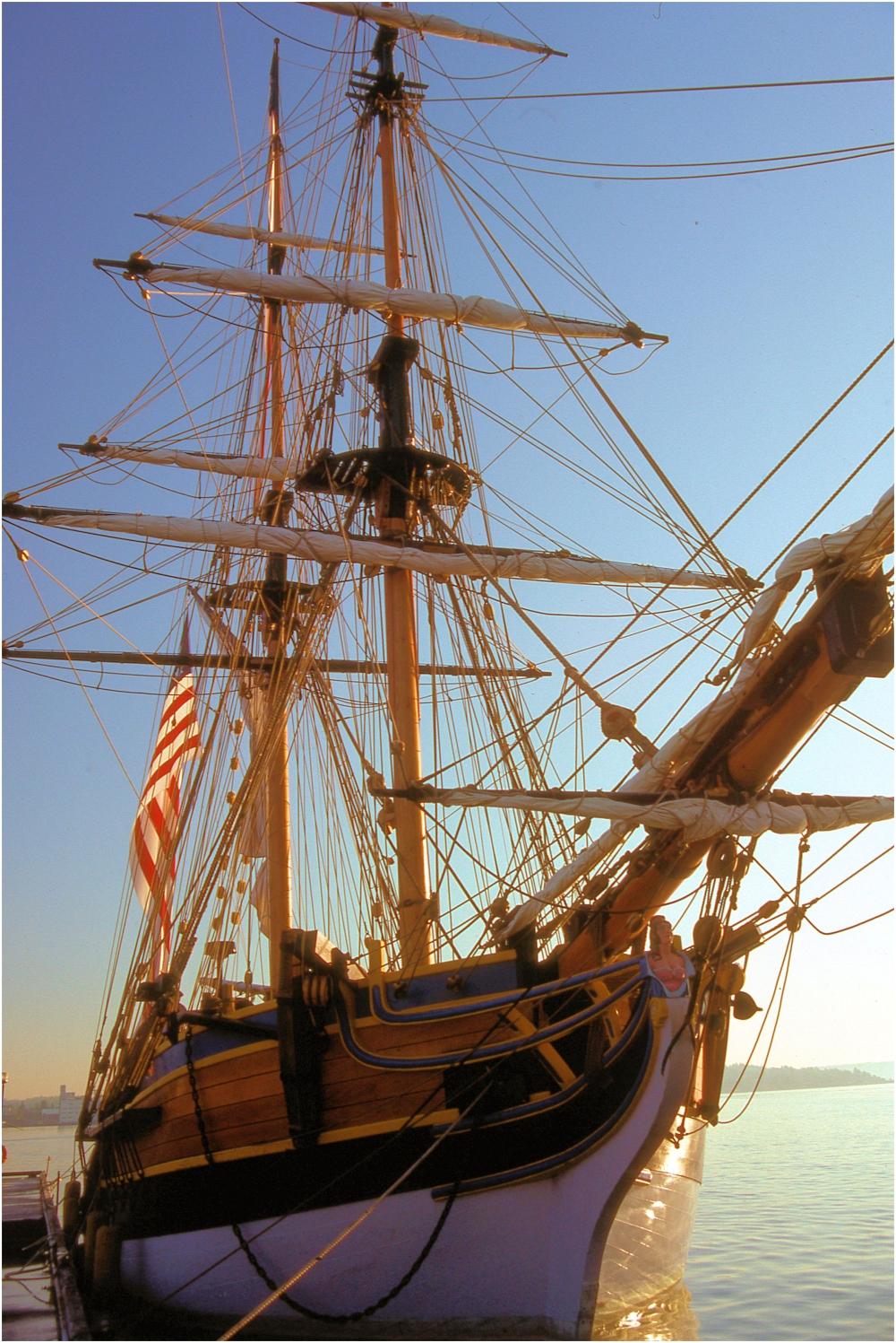 Lady Washington out of Aberdeen Washington