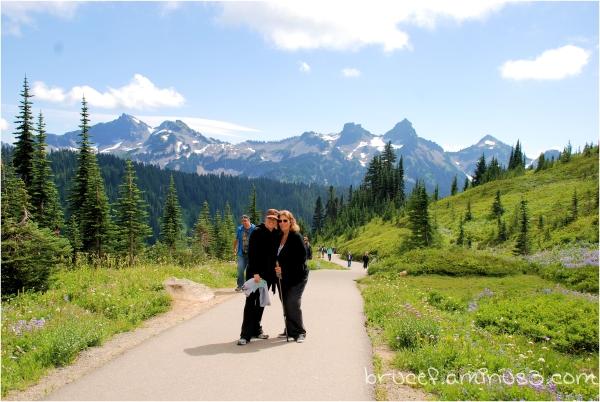 Washington's Alps