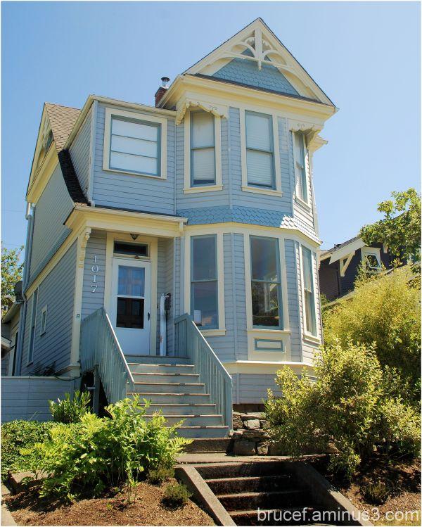 Historic Home Bellingham WA
