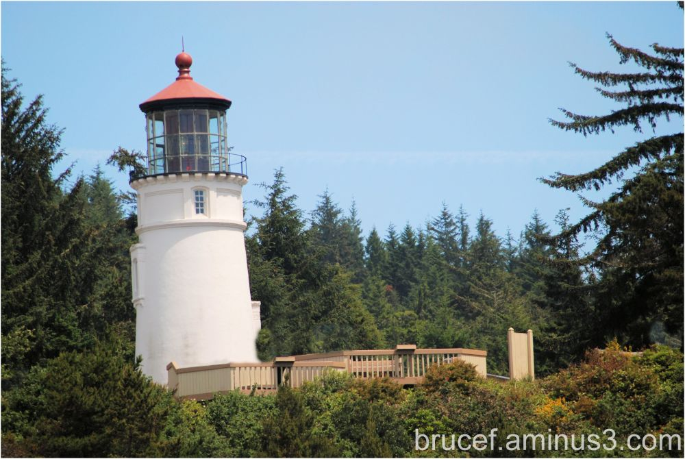 Umpqua River Lighthouses