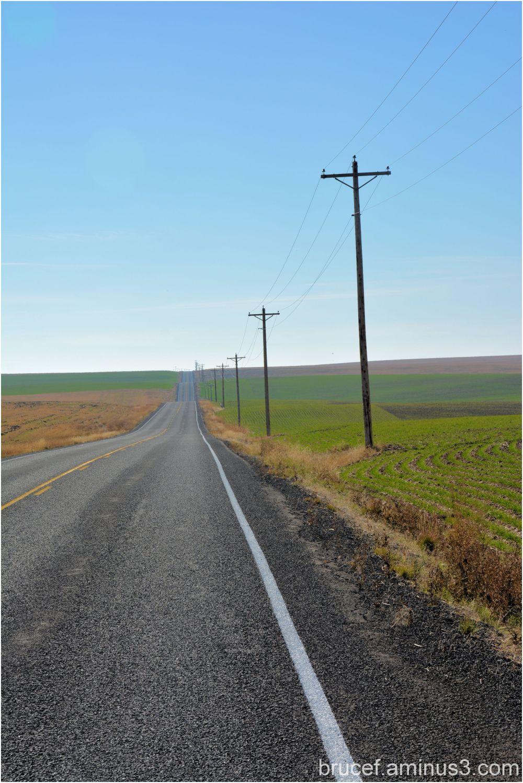 Eastern Washington Highway