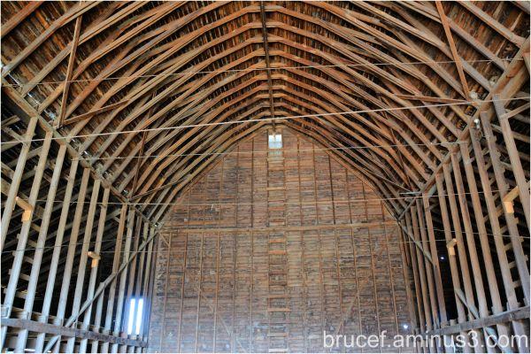 Inside the Idaho Barn
