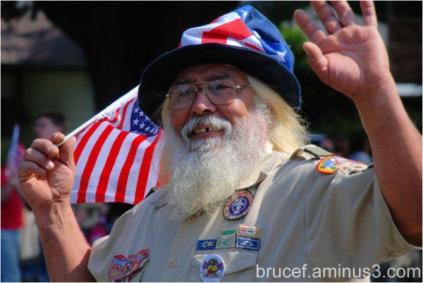 Boy Scout Leader