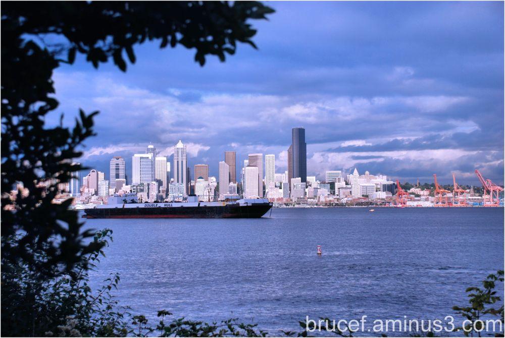 Seattle from West Seattle