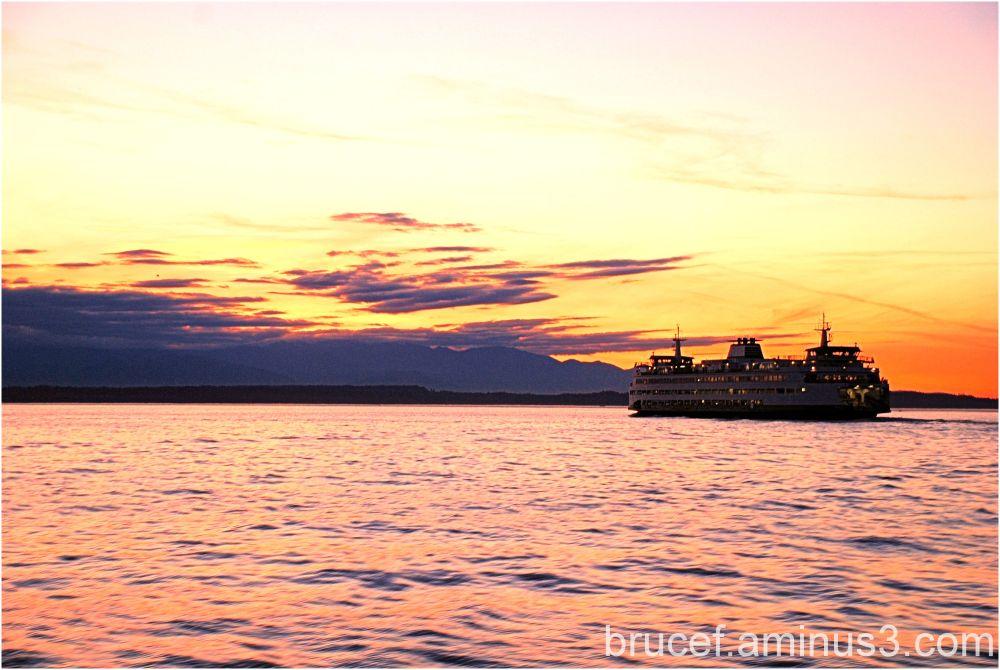 Last boat of the night