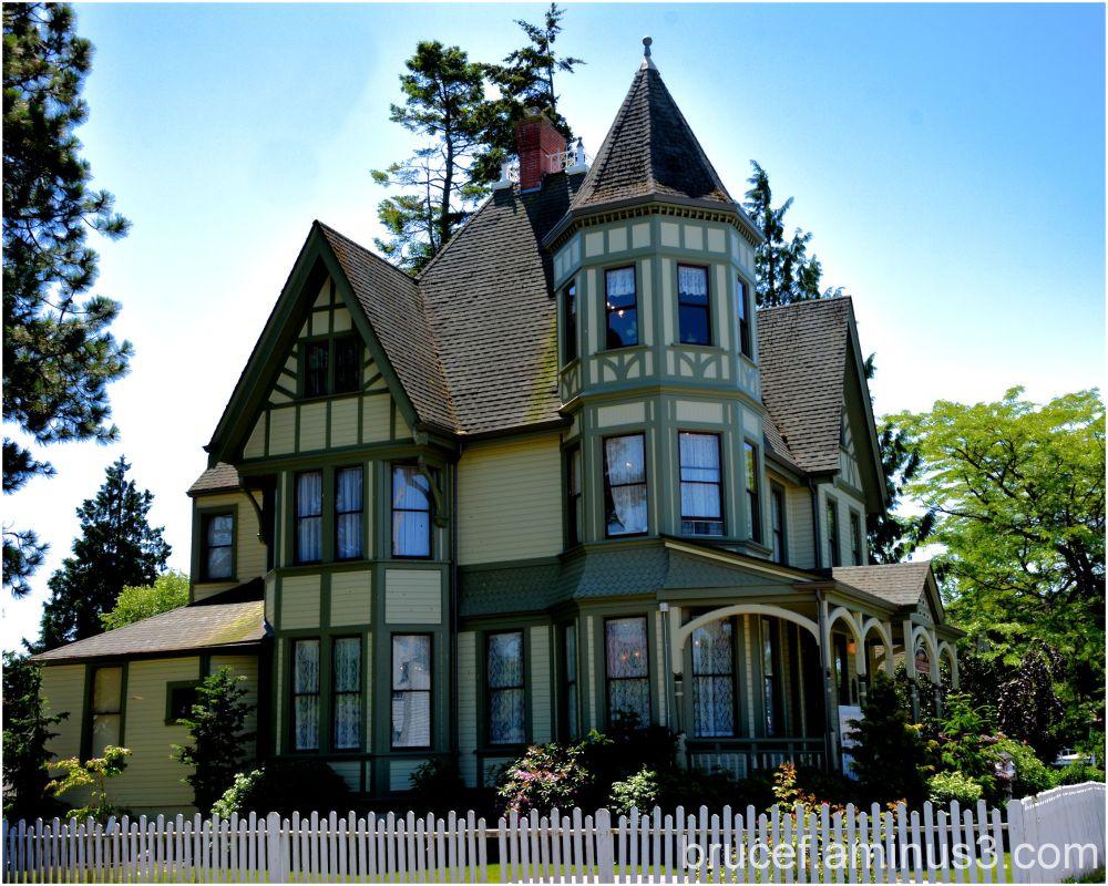 Gaches Mansion   1891