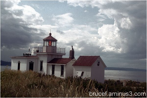 Seattle West Point Lighthouse