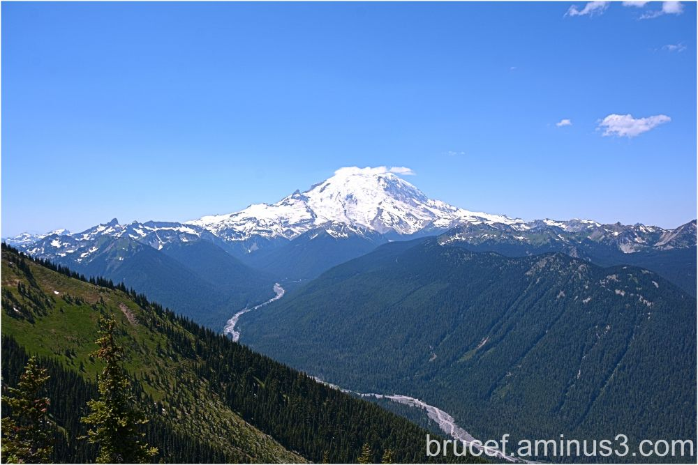 Mt Rainier IV