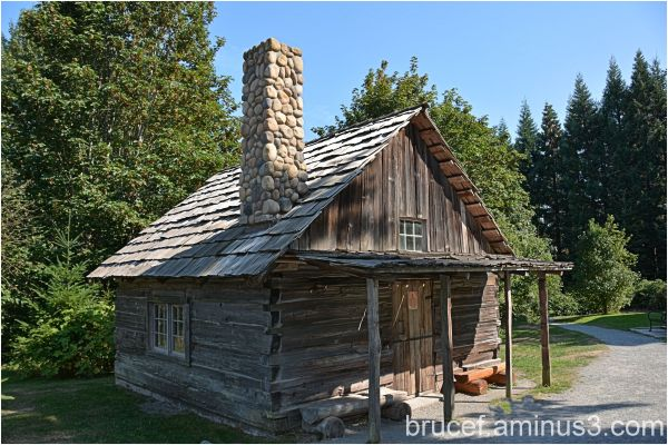 Barker Cabin Federal Way Washington