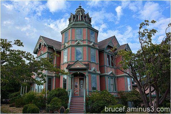 Ann Starrett Mansion in Port Townsend