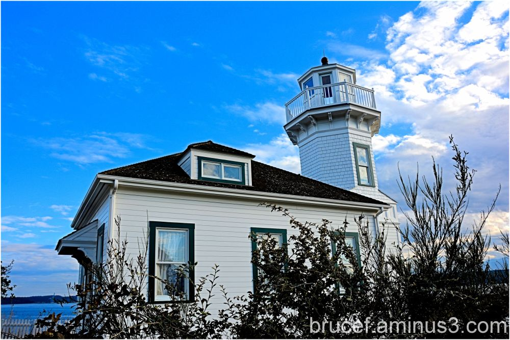 Faux Lighthouse