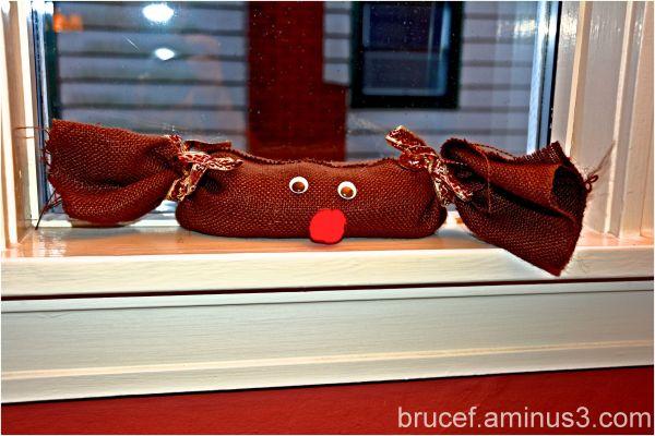 Rudolf the Red Nose Reindeer  - I think