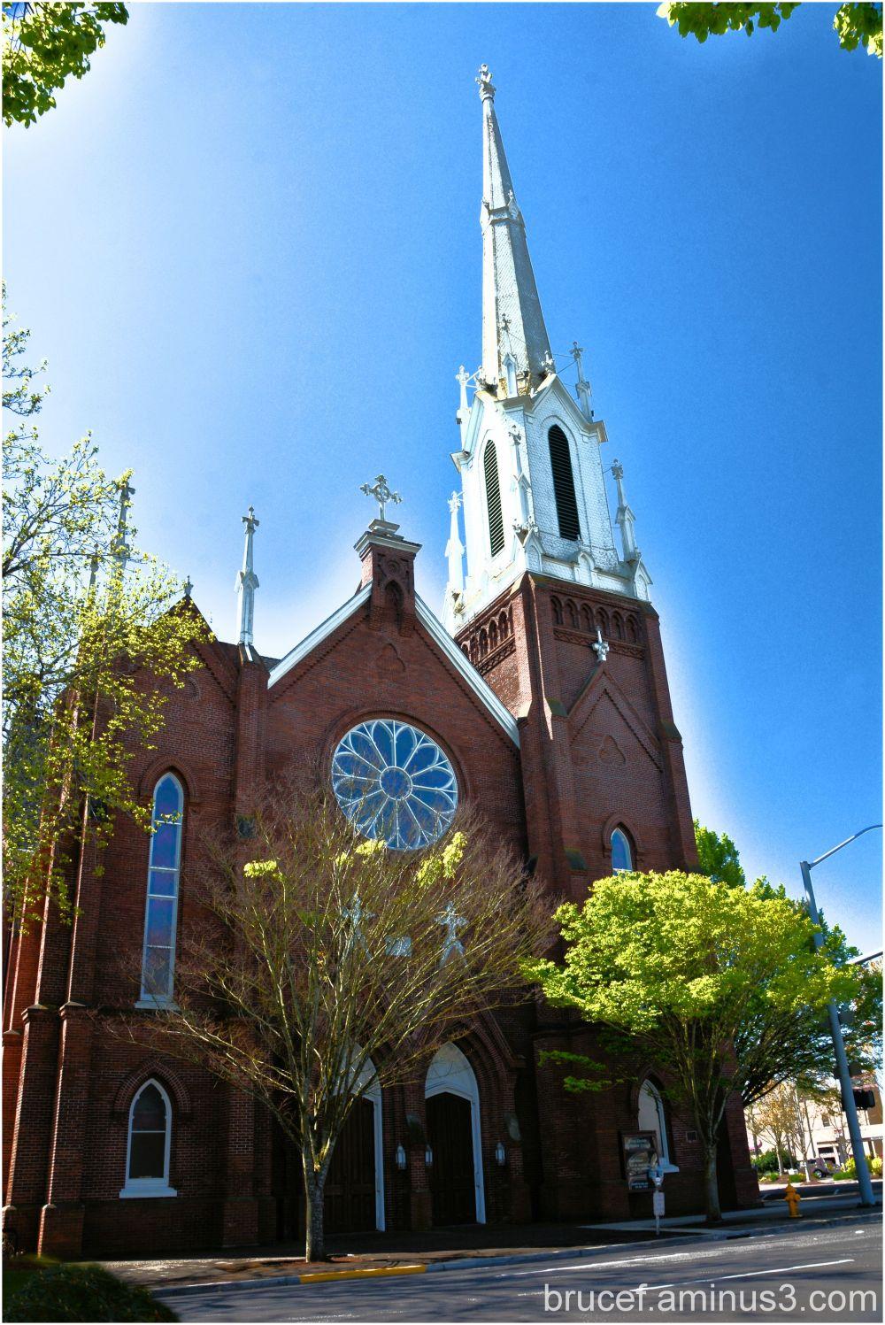 Salem First United Methodist Church