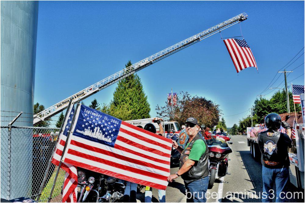 Patriot Day flag
