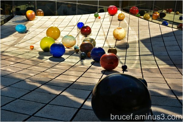 Chihuly Work- Tacoma Art Museum #3