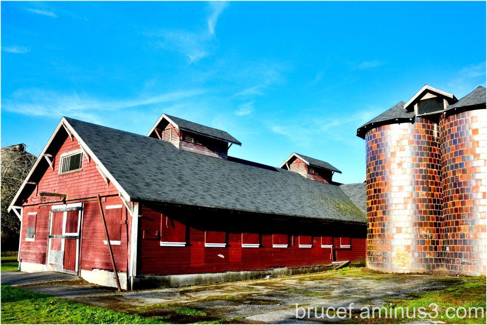 Fort Steilacoom Park Barn