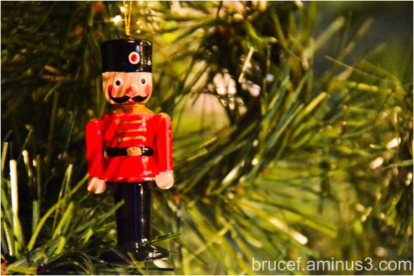 Christmas Ornaments - Soldier