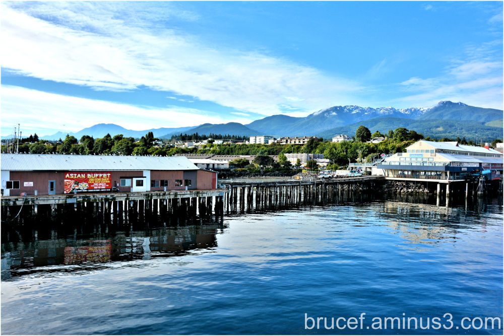 Port Angeles Harbor Washington