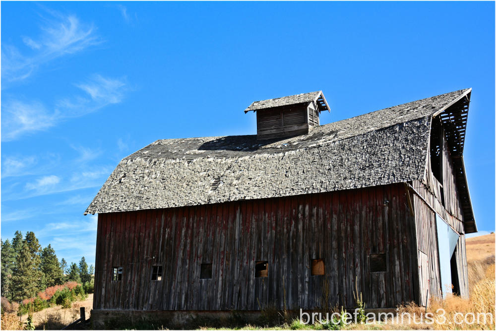 Old Barn on the Palouse
