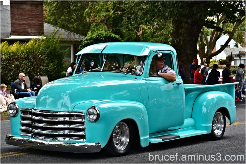 1950 Chev Truck