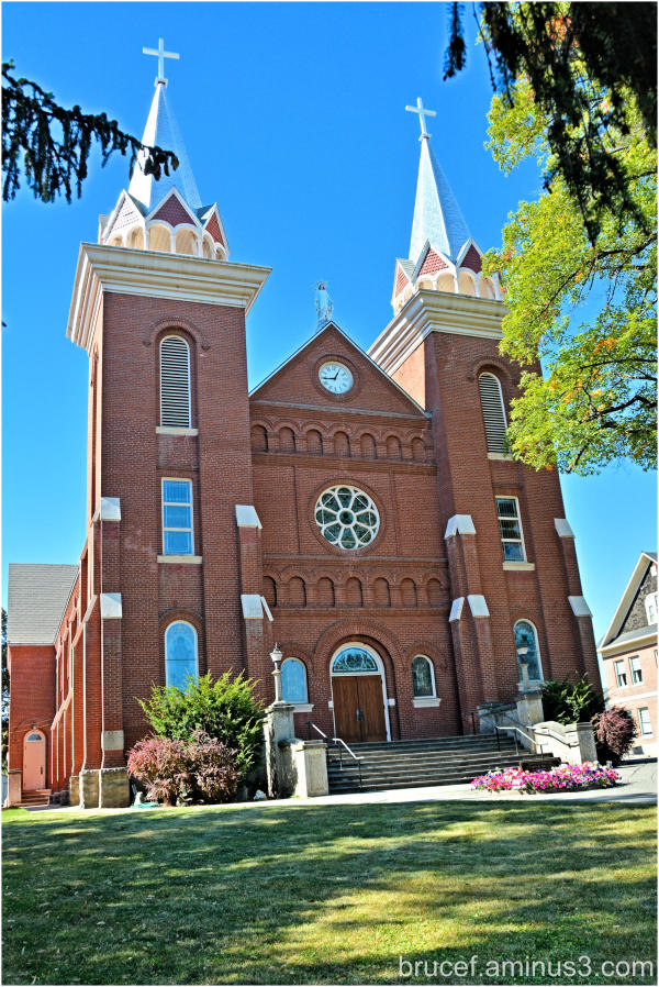 St. Boniface Church in Uniontown