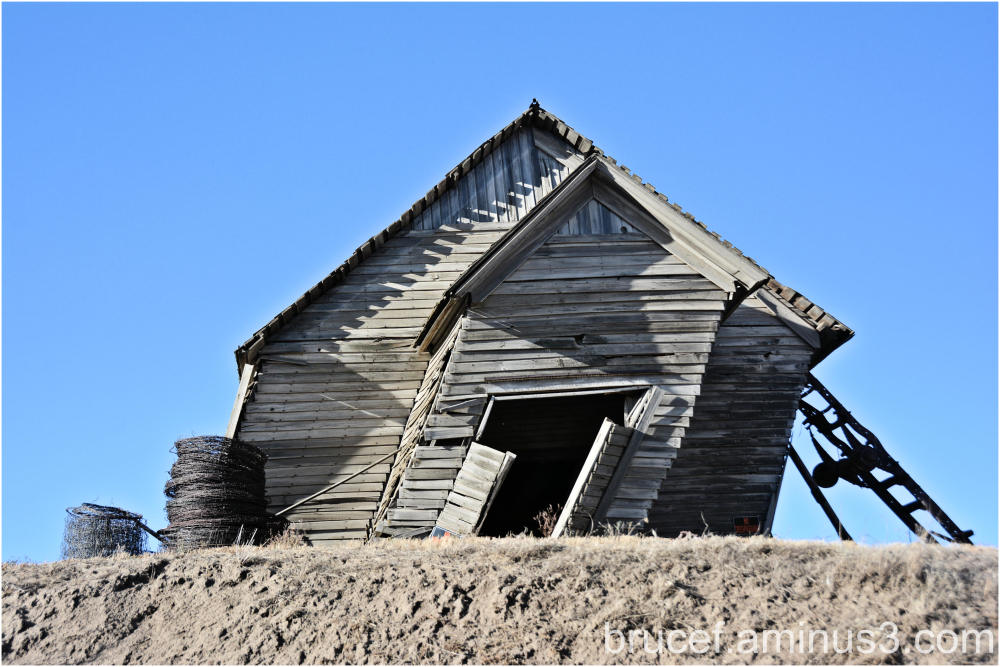 Old Shed on the Palouse