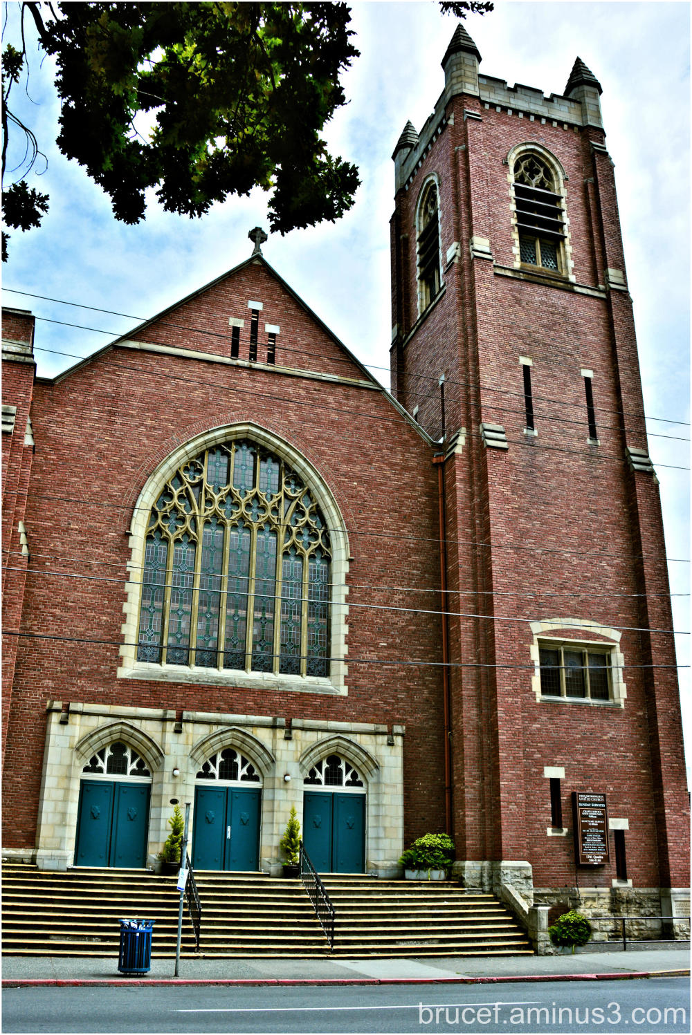 First Metropolitan United Church - Victoria, BC