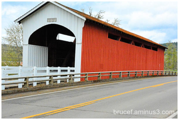 Currin Covered Bridge