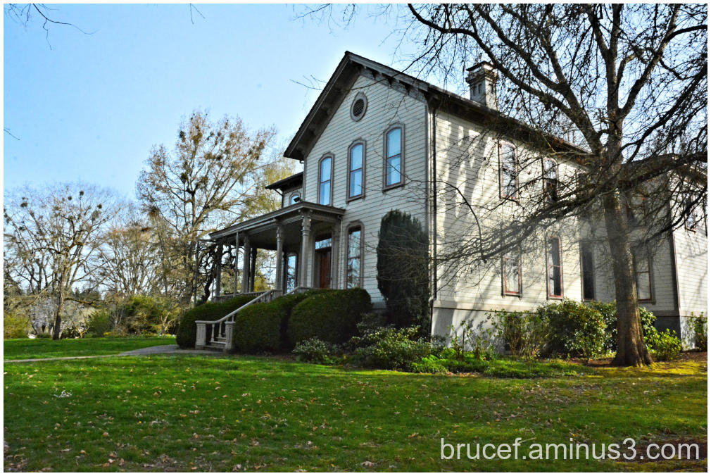 Bush House Salem, Oregon