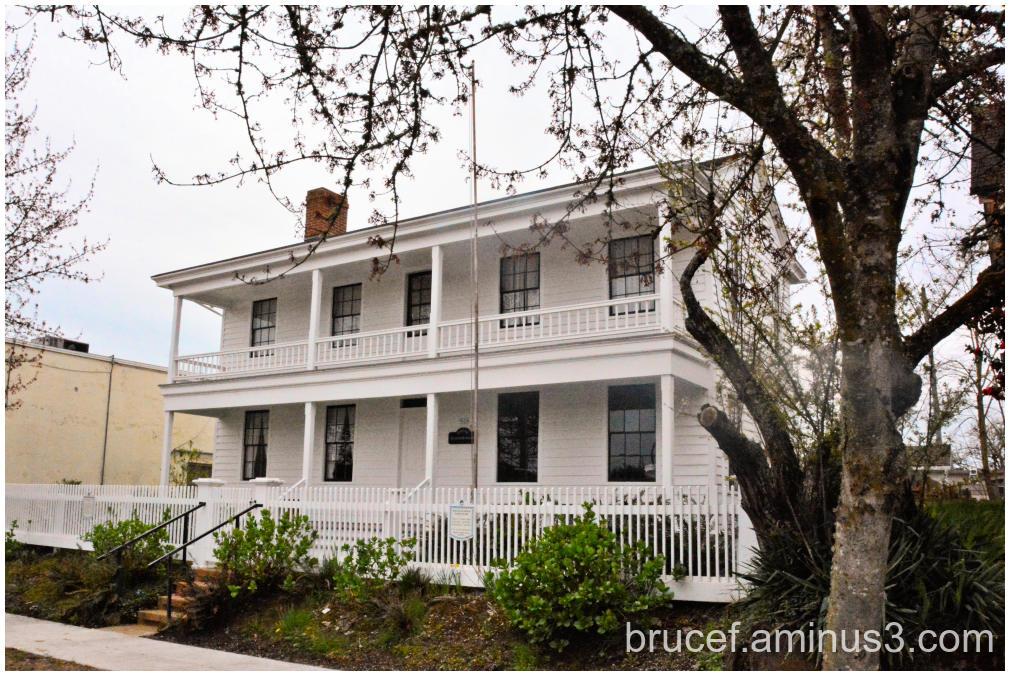 Monteith House Albany Oregon
