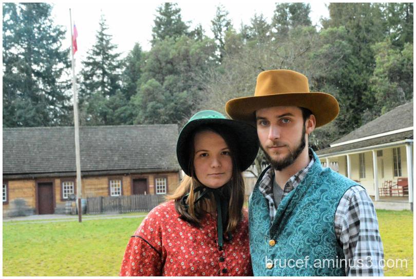 Fort Nisqually Tacoma WA  Settlers