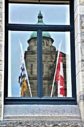 Window View  Parliament Bldg