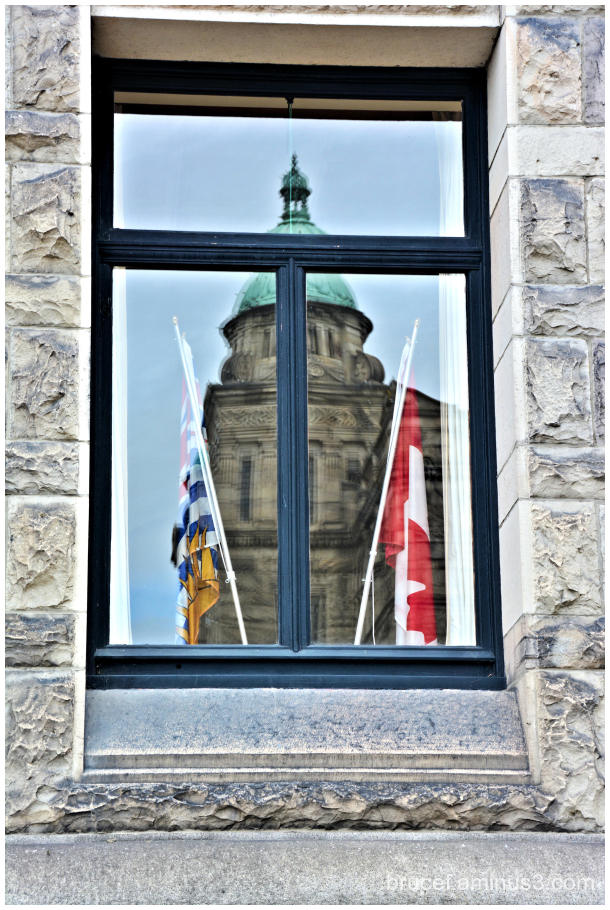 Window View  Parliament Bldg