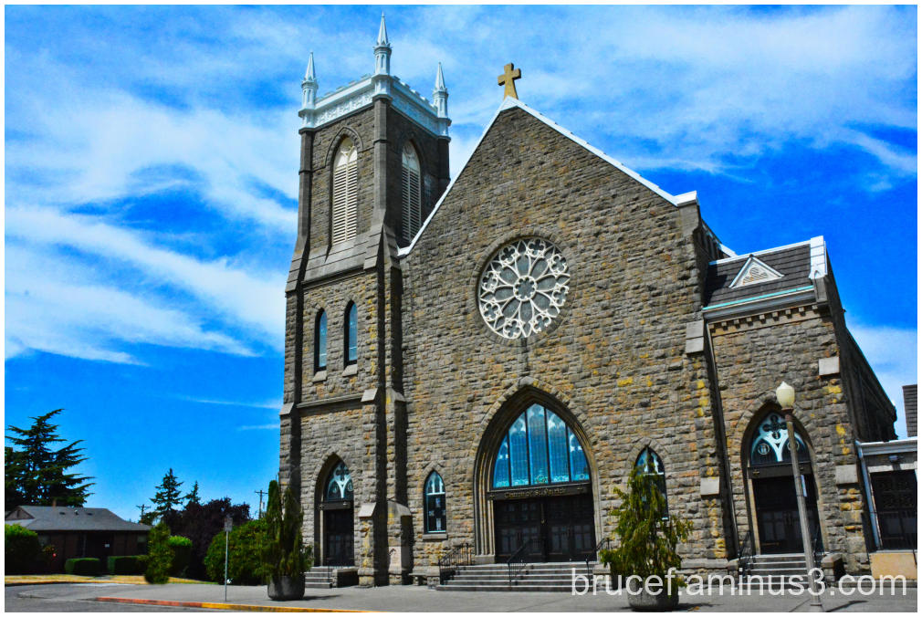 Church of St. Patrick Tacoma WA