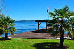 A Seattle day on Lake Washington