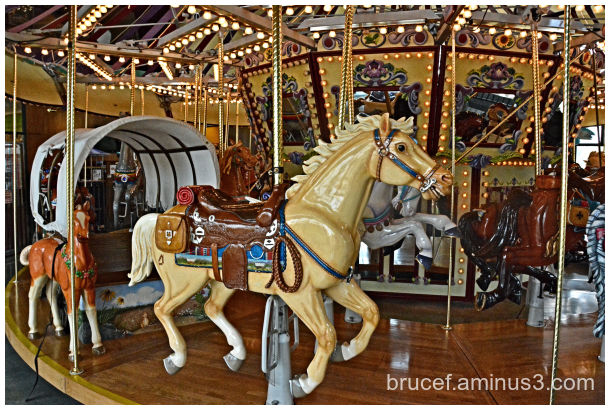 Salem's Riverfront Carousel