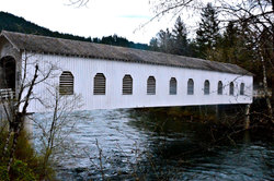 Goodpasture Covered Bridge