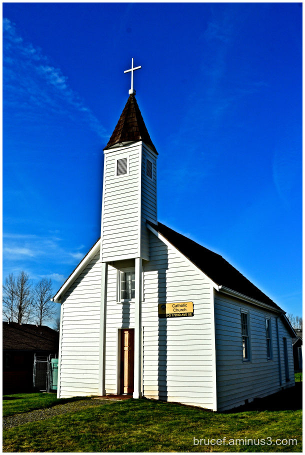 Muckleshoot Indian Catholic Church