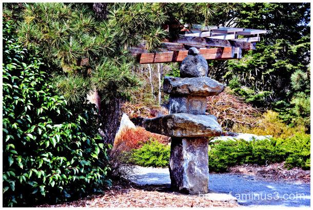 Kubota Garden enterance