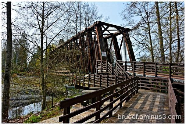 Railroad Bridge Park Sequim WA