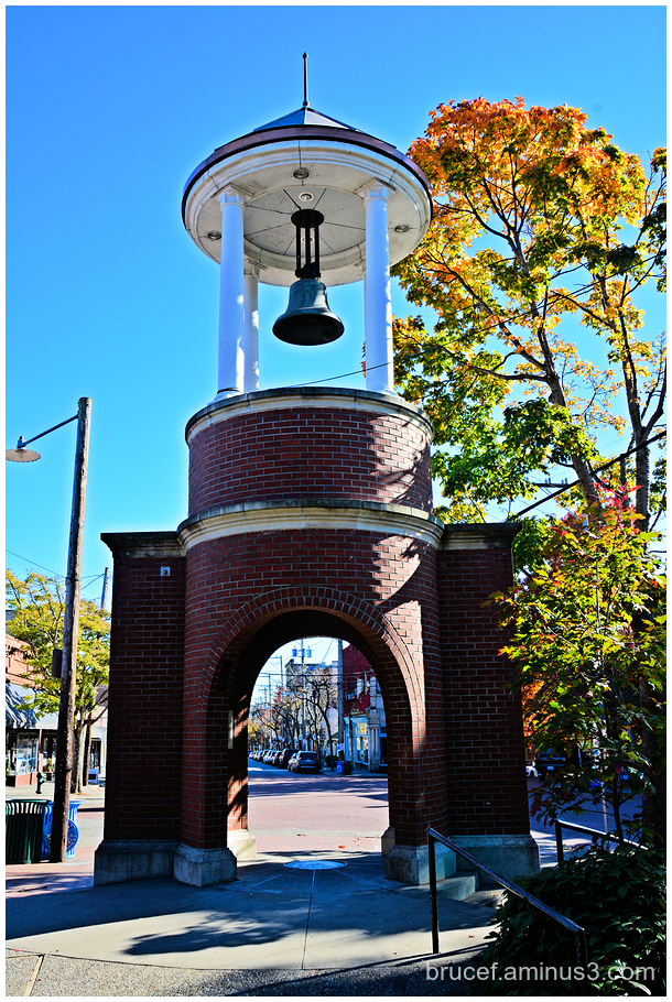 Ballard City Hall Bell