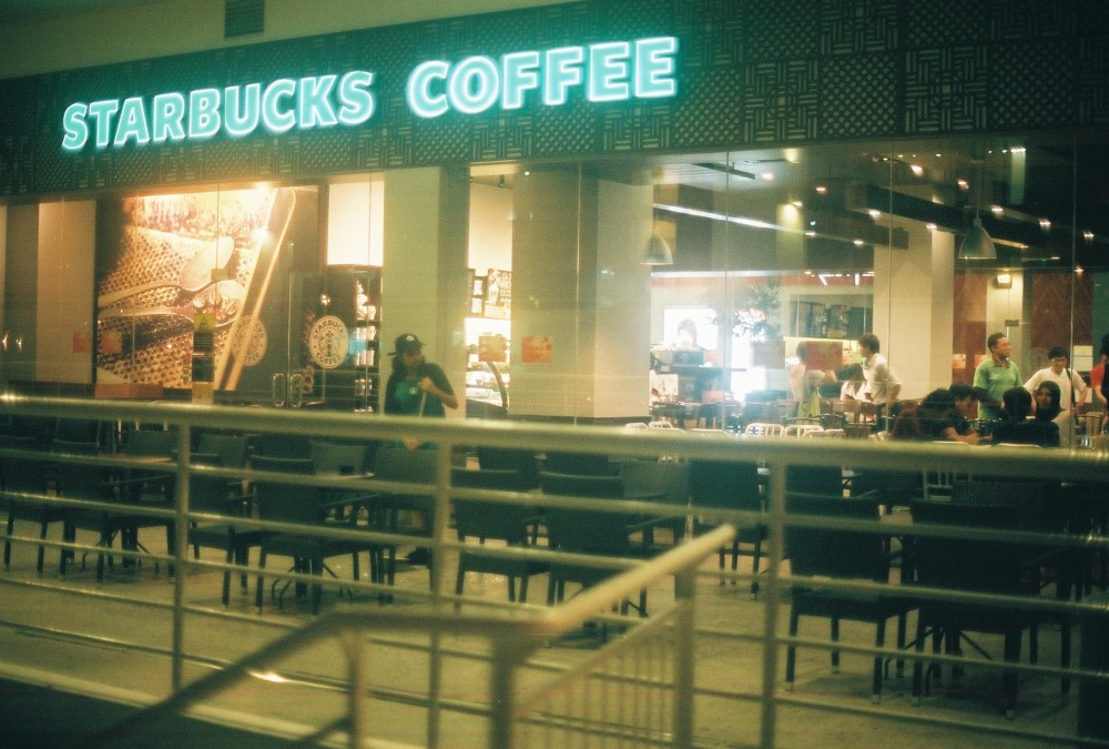 Starbucks Taylor's Lakeside Campus