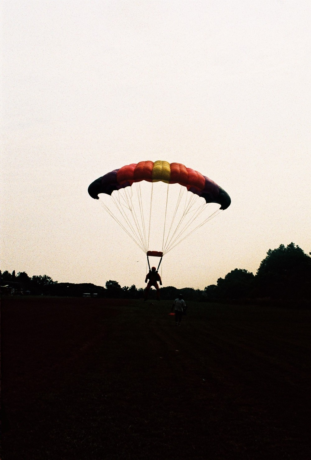 The Story of Zul aka Kecit : Landing Approach.