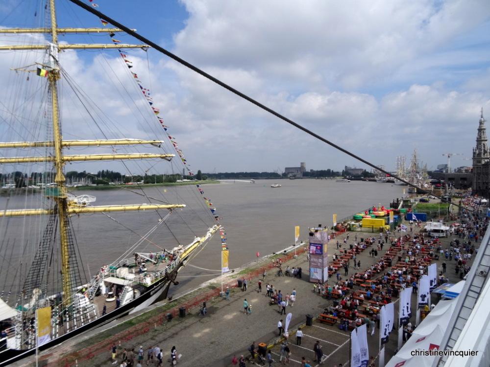 tall ships race antwerp 2