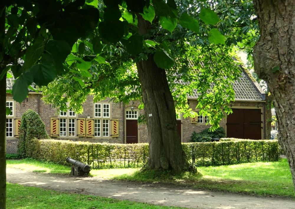 Sypesteyn garden