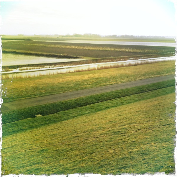 Coast Friesland Nederland Netherlands Kust