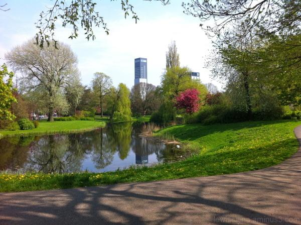 walk in park leeuwarden